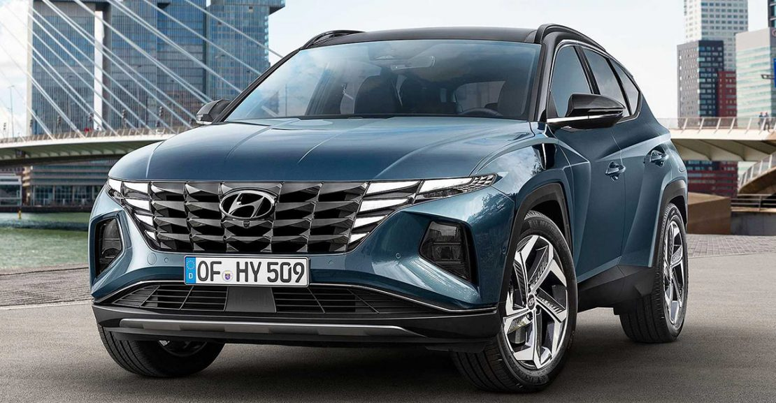 2022 Hyundai Tucson Featured Image