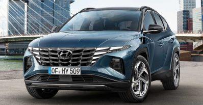 2022 Hyundai Tucson Featured Image