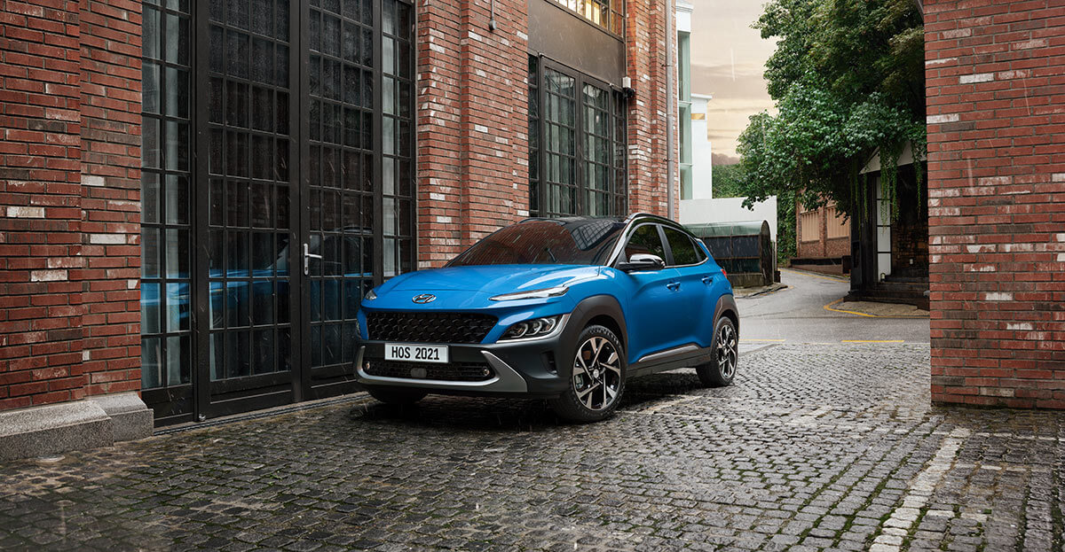 All New Hyundai Kona Facelift 2020 Image1