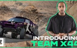 Extreme E Lewis Hamilton Featured Image