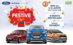 Ford Festive Offer Featured Image