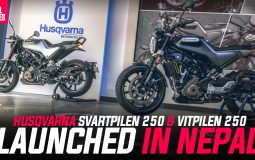 Husqvarna Svartpilen 250 Vitpilen 250 Price Launched Featured Image