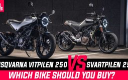 HusqvarnaVitpilen250 Svartpilen250 Nepal Price Features Difference Featured Image