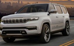 Jeep Grand Wagoneer Concept Featured Image