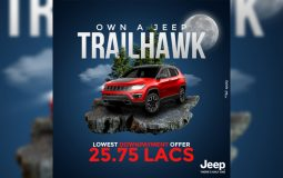 Jeep Trailhawk Offer Featured Image