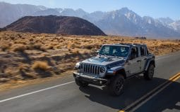 Jeep Wrangler 4xe Announced Featured Image