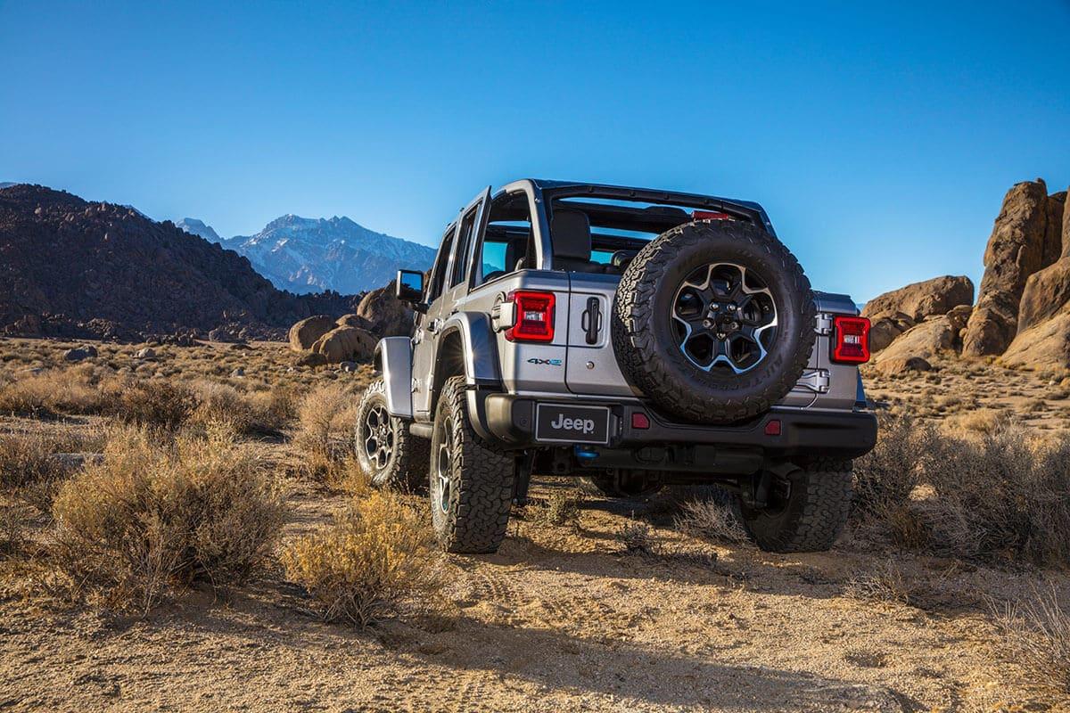 Jeep Wrangler 4xe Announced Image2