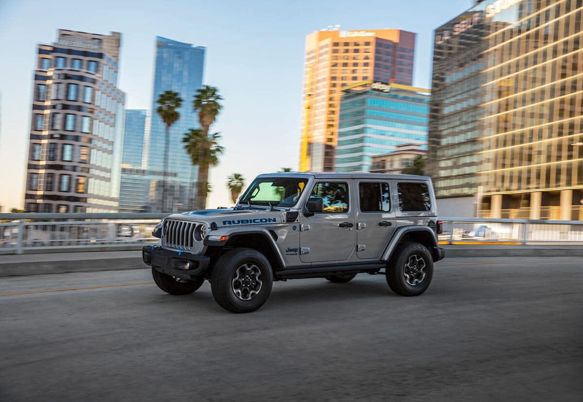 Jeep Wrangler 4xe Announced Image4