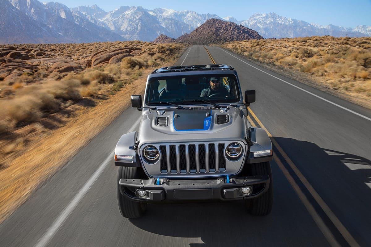 Jeep Wrangler 4xe Announced Image6