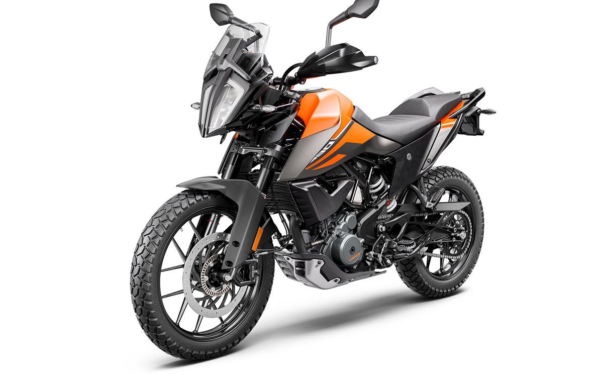 KTM 390 Adventure Price Nepal Launch Soon Image1