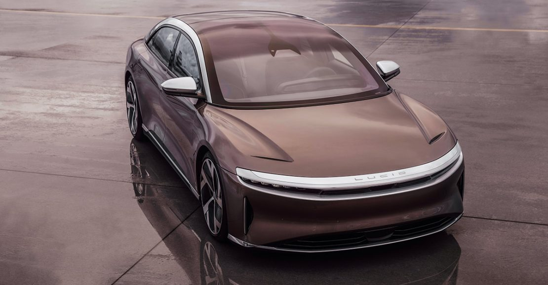 Lucid Air Featured Image