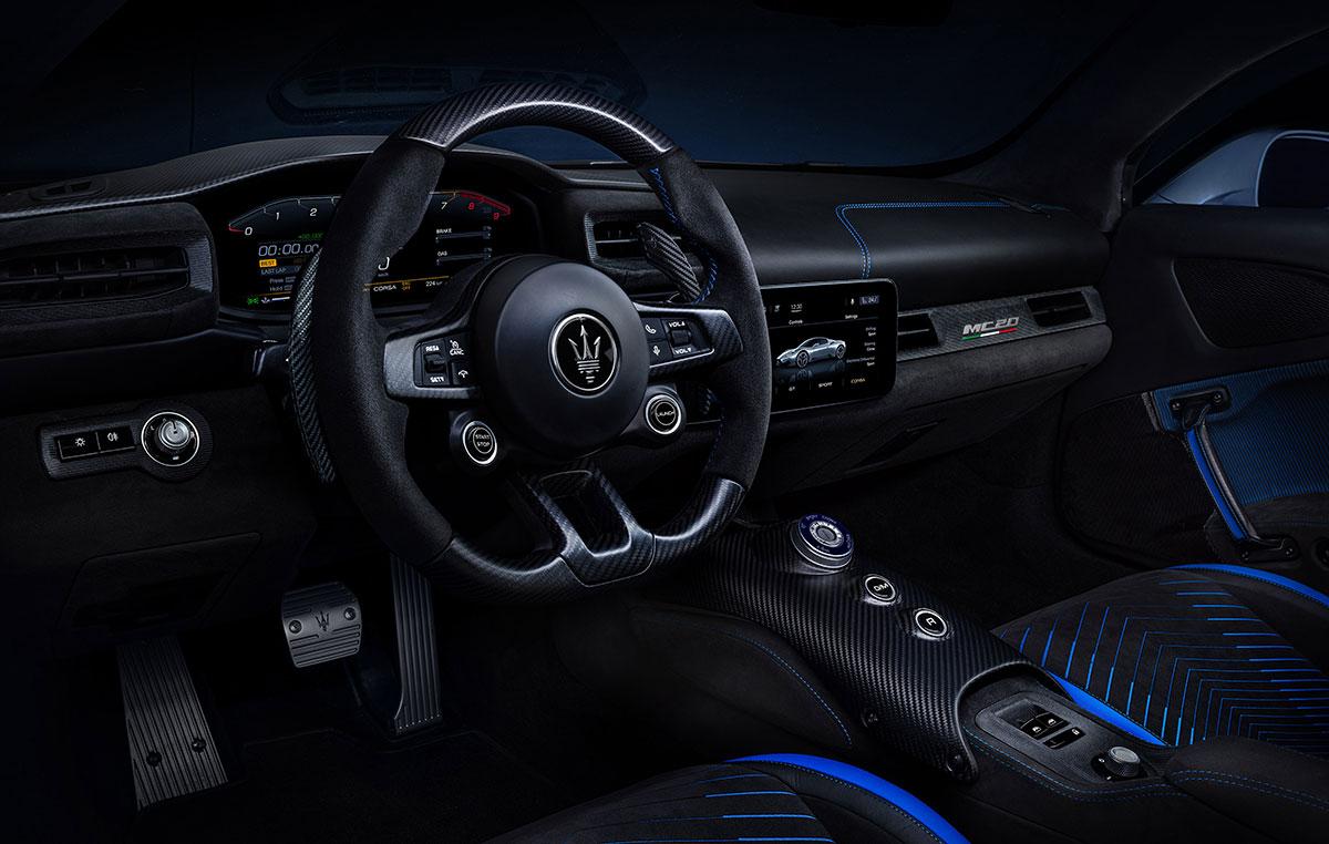 Maserati MC20 6