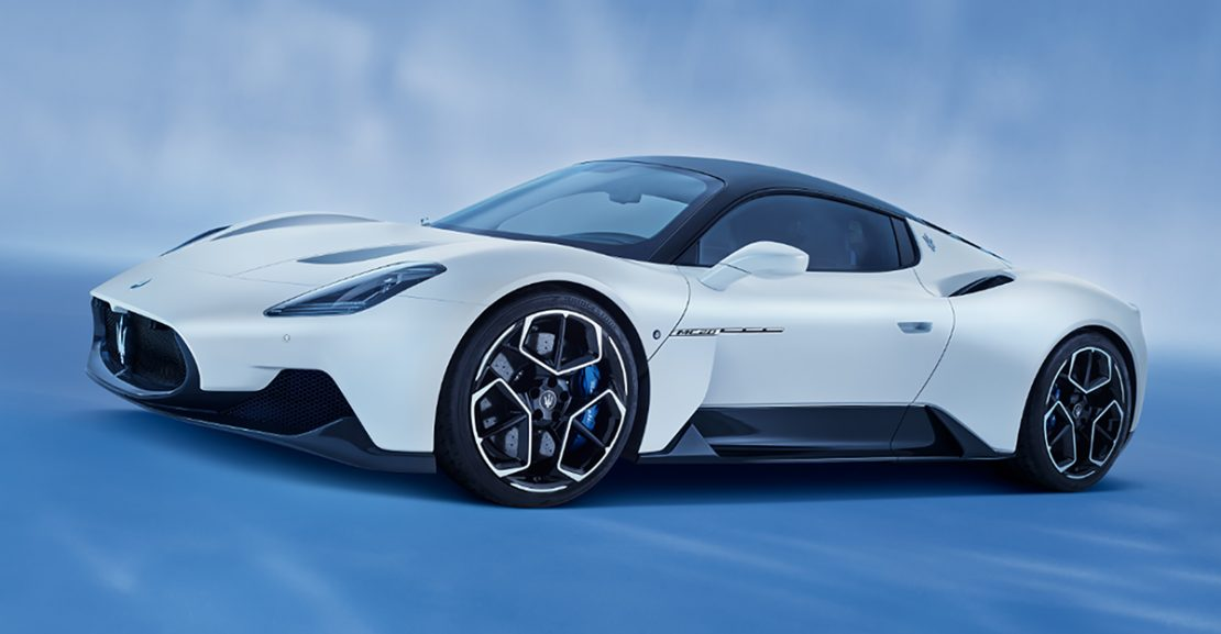 Maserati MC20 Featured Image