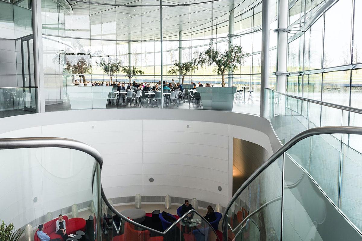 McLaren MTC Headquarters For Sale 2