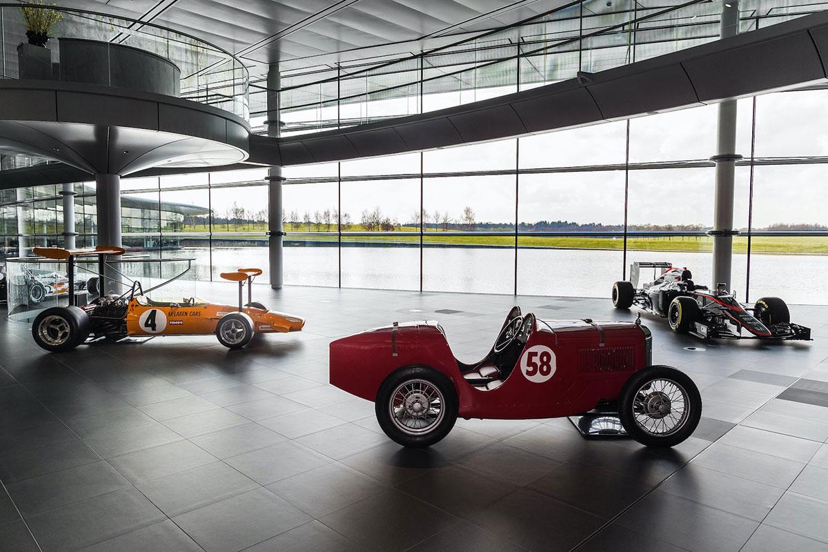 McLaren MTC Headquarters For Sale 5