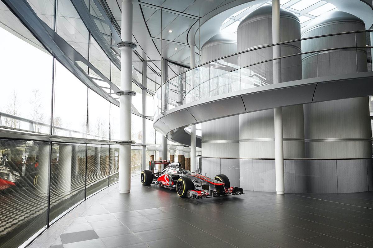 McLaren MTC Headquarters For Sale 6