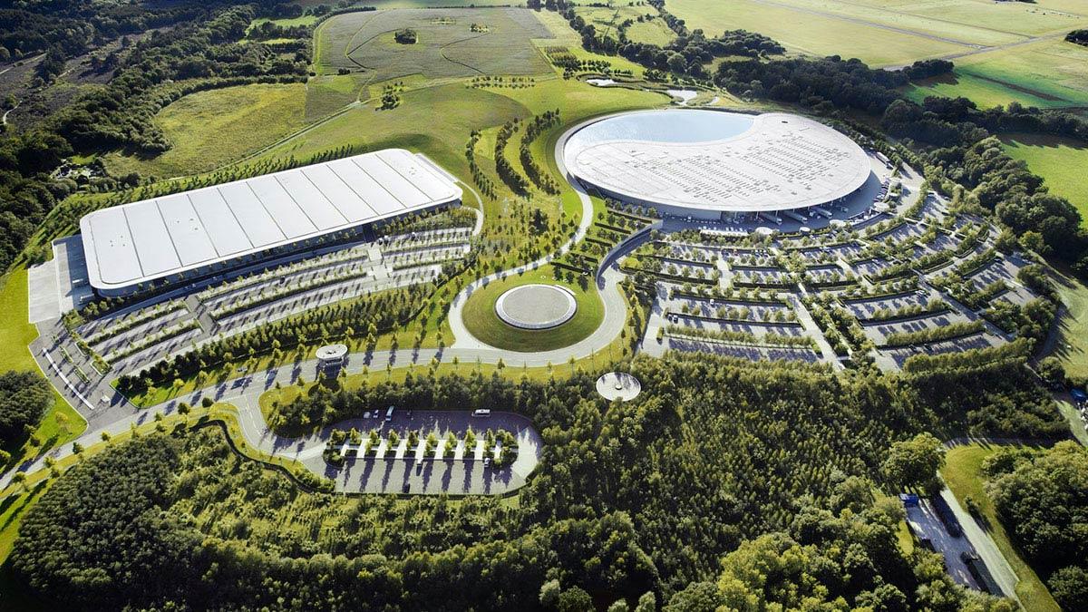 McLaren MTC Headquarters For Sale 7