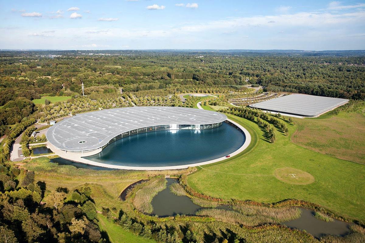 McLaren MTC Headquarters For Sale 8