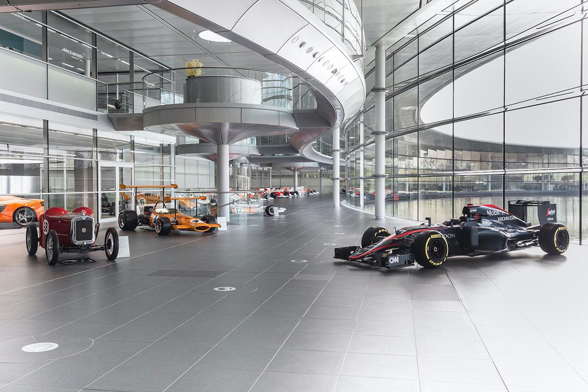 McLaren MTC Headquarters For Sale 9