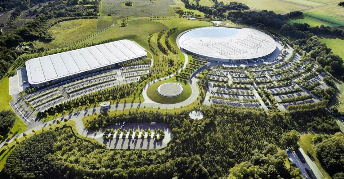 McLaren MTC Headquarters For Sale Featured Image