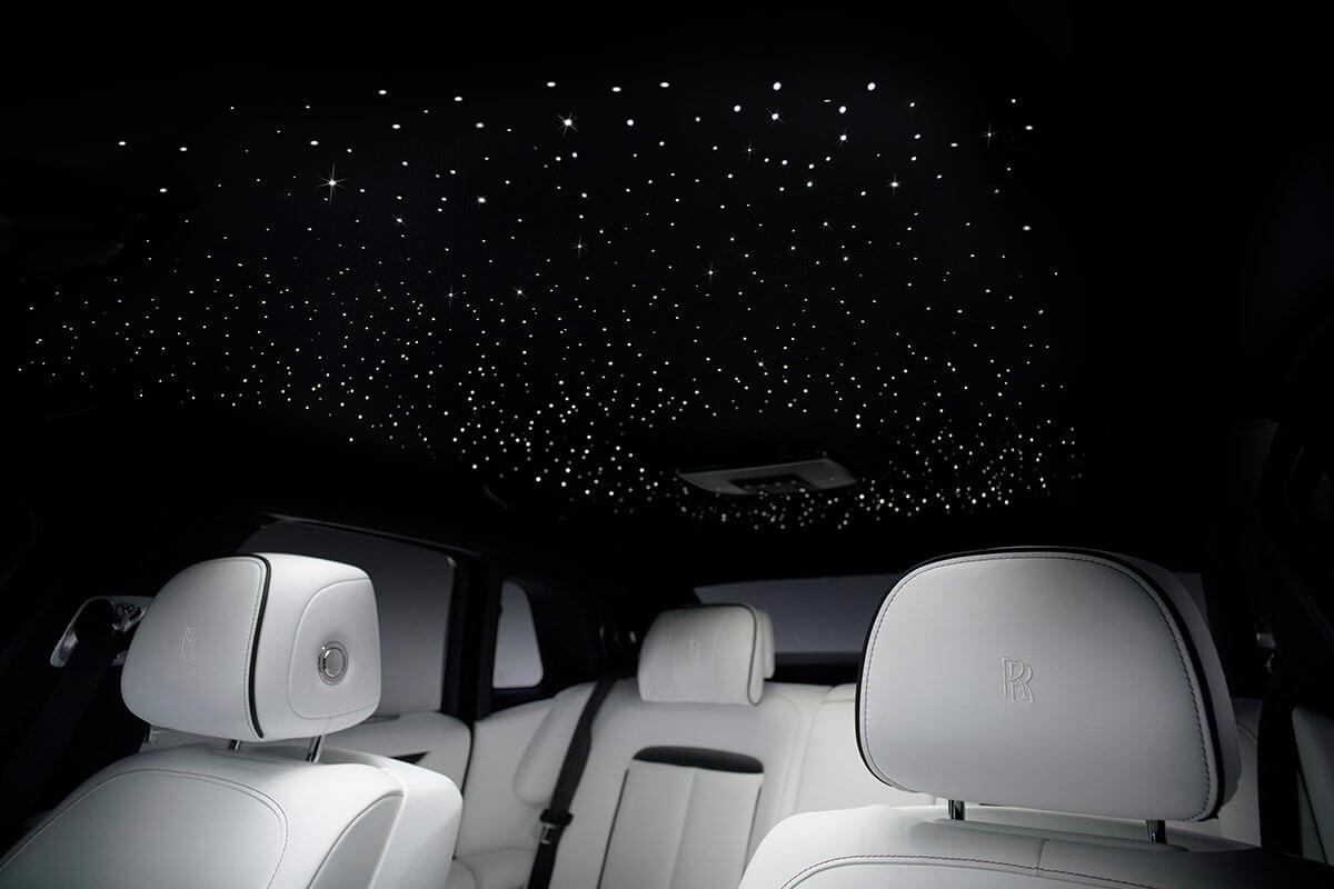 New Rolls Royce Ghost Image Interior3