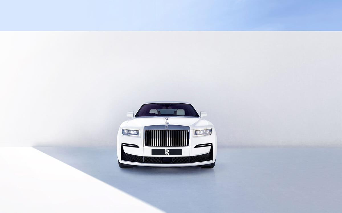 New Rolls Royce Ghost Image1