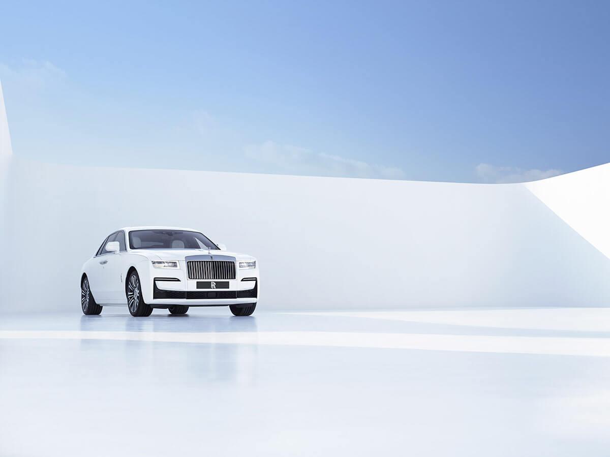New Rolls Royce Ghost Image2