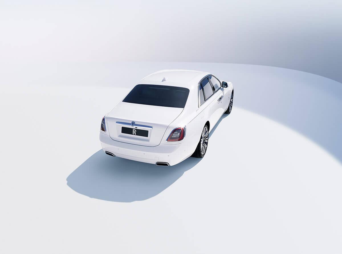New Rolls Royce Ghost Image3