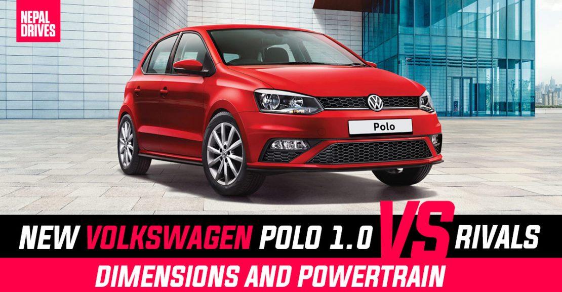 New Volkswagen Polo 1 vs Rivals Comparison Featured Image