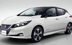 Nissan Leaf 500000 Milestones Featured Image