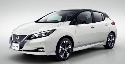 Nissan Leaf 500000 Milestones Featured Image