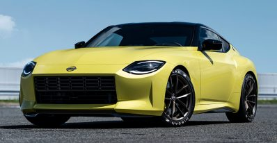 Nissan Z Proto Unveiled Featured Image