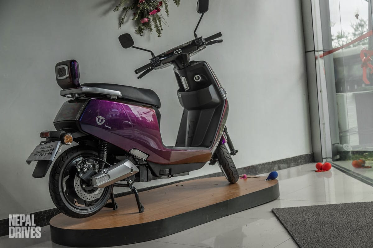 Tailg Electric Scooters Price Nepal Specs Image3