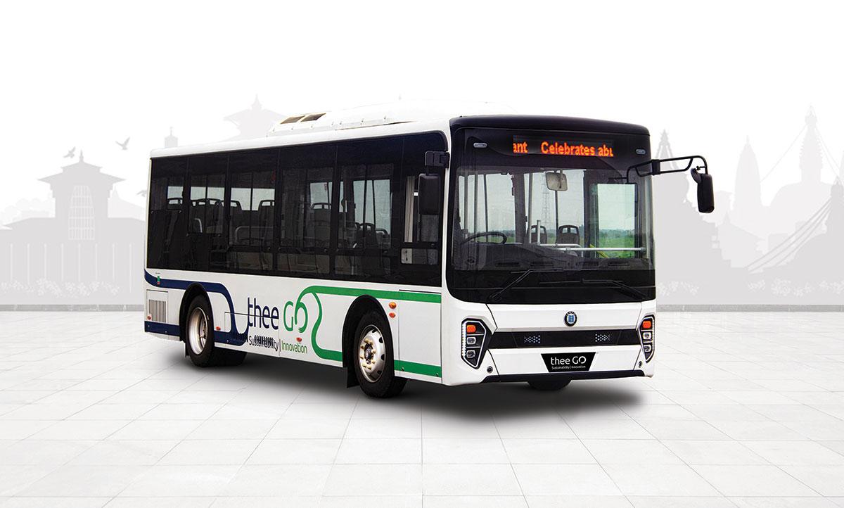Thee GO e Bus 2