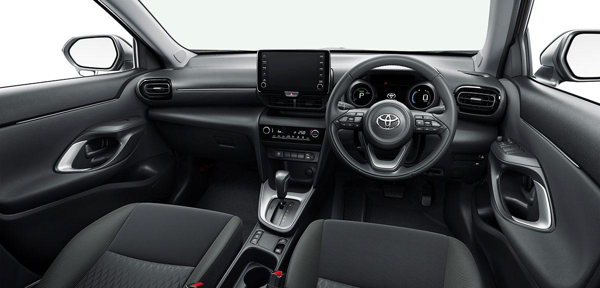 Toyota Yaris Cross 10