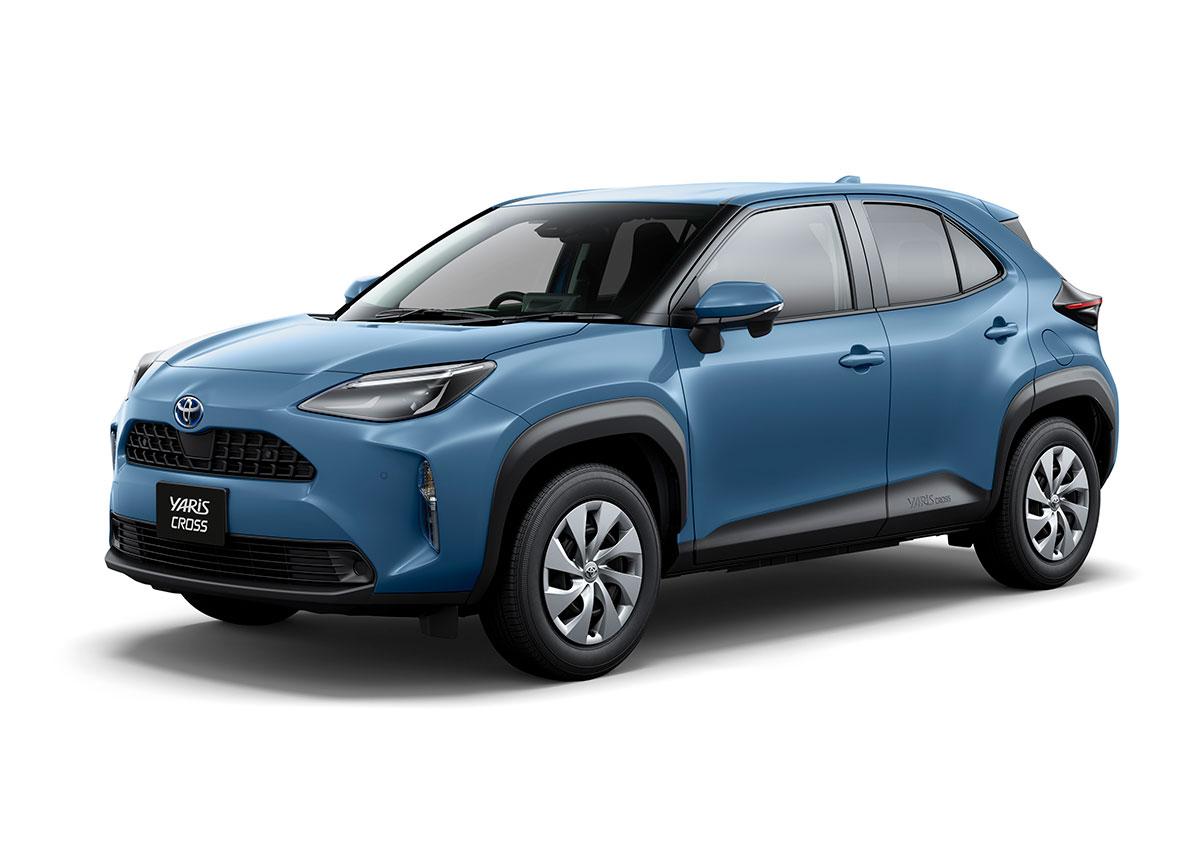 Toyota Yaris Cross 12