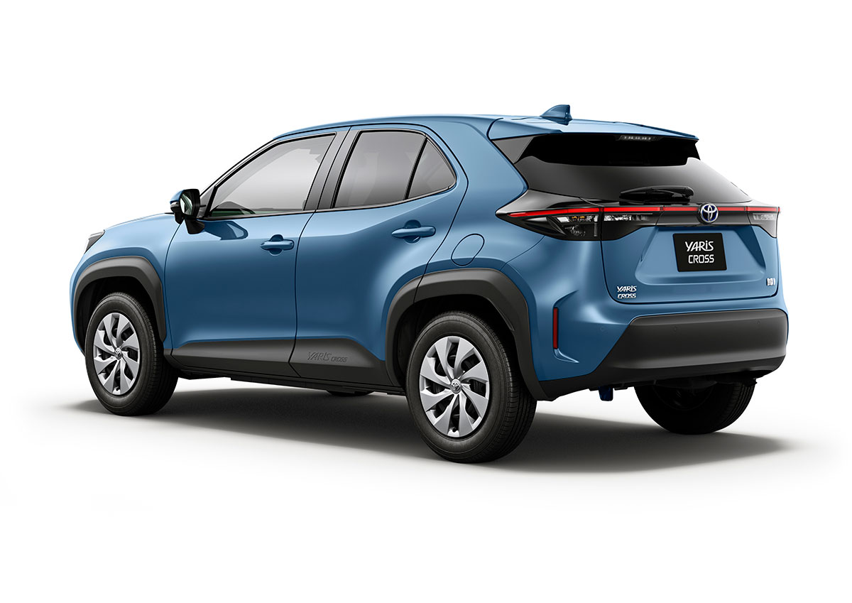 Toyota Yaris Cross 13