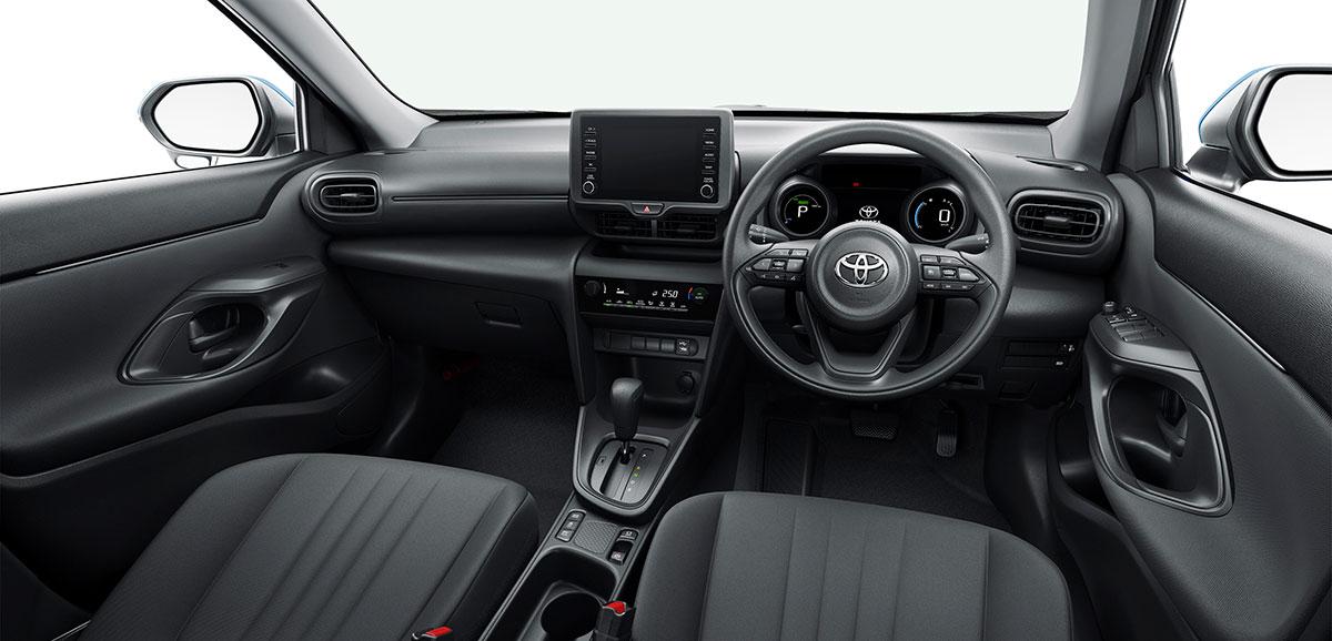 Toyota Yaris Cross 14