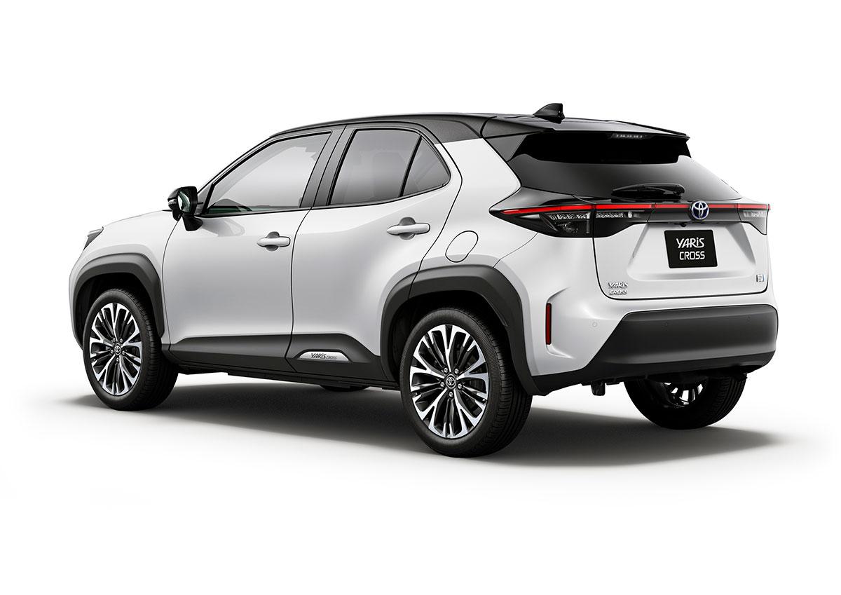 Toyota Yaris Cross 5