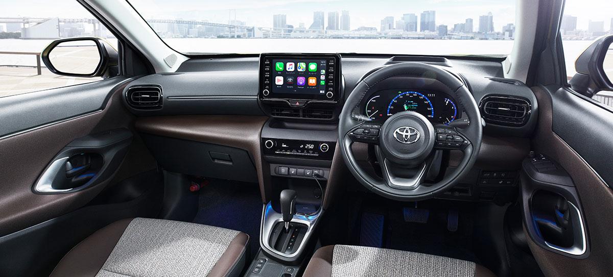 Toyota Yaris Cross 6