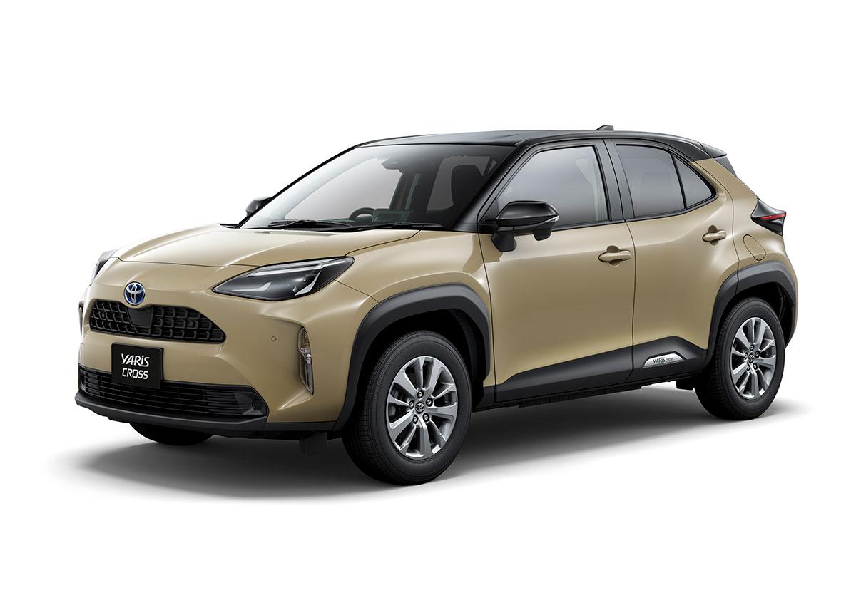 Toyota Yaris Cross 8