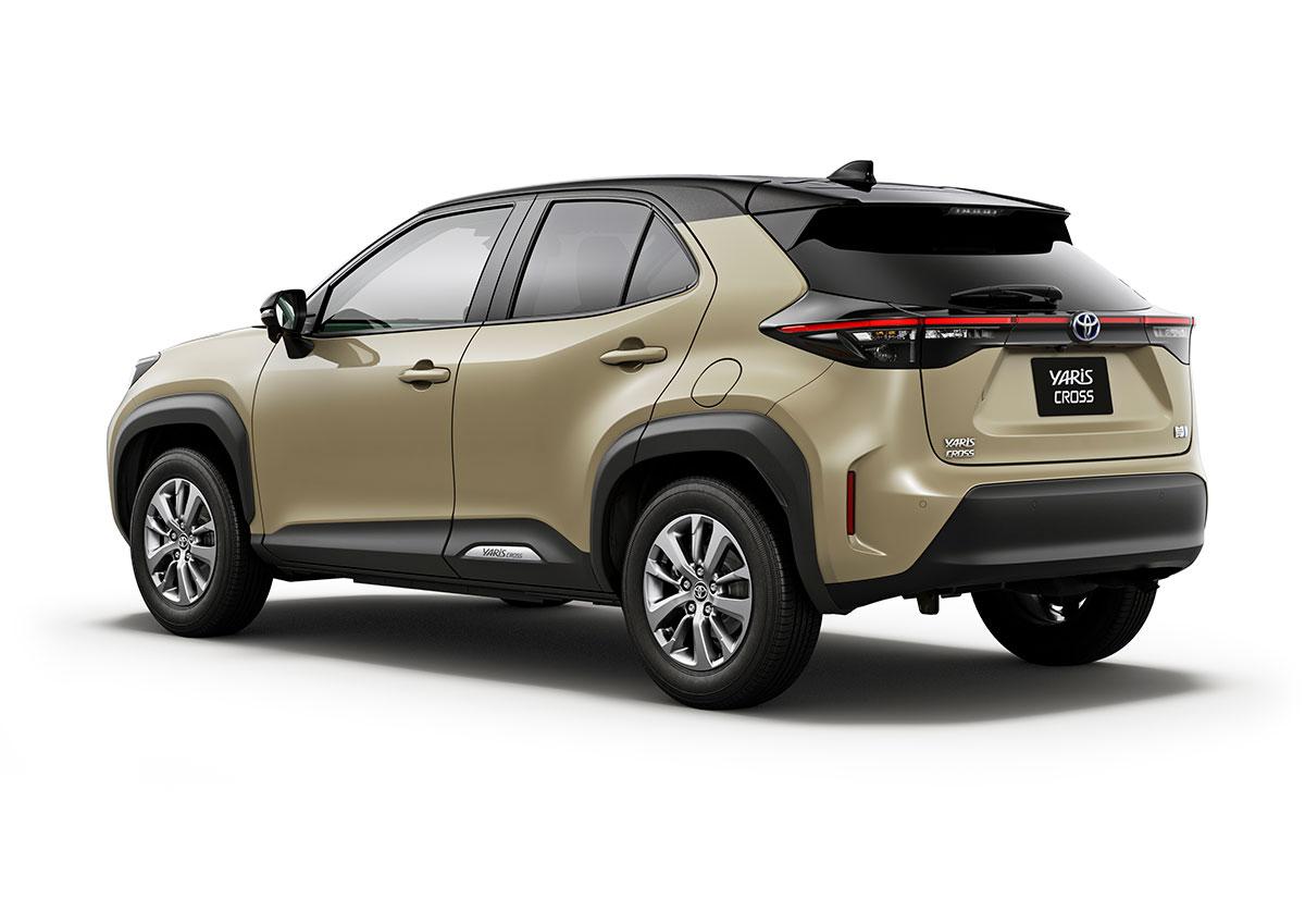 Toyota Yaris Cross 9