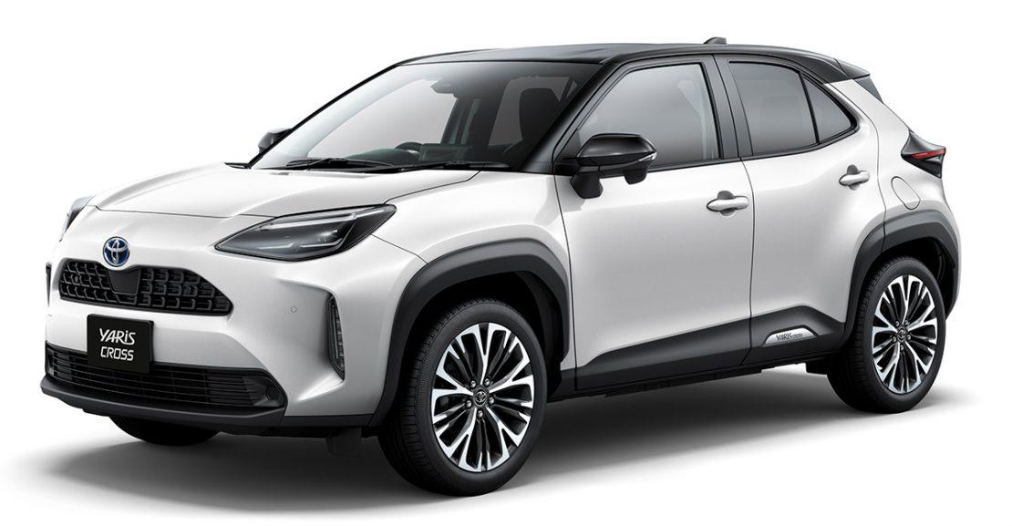 Toyota Yaris Cross Featured Image
