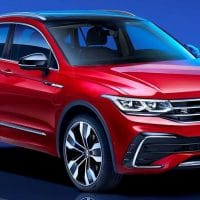 Volkswagen Tiguan X Coupe SUV Featured Image