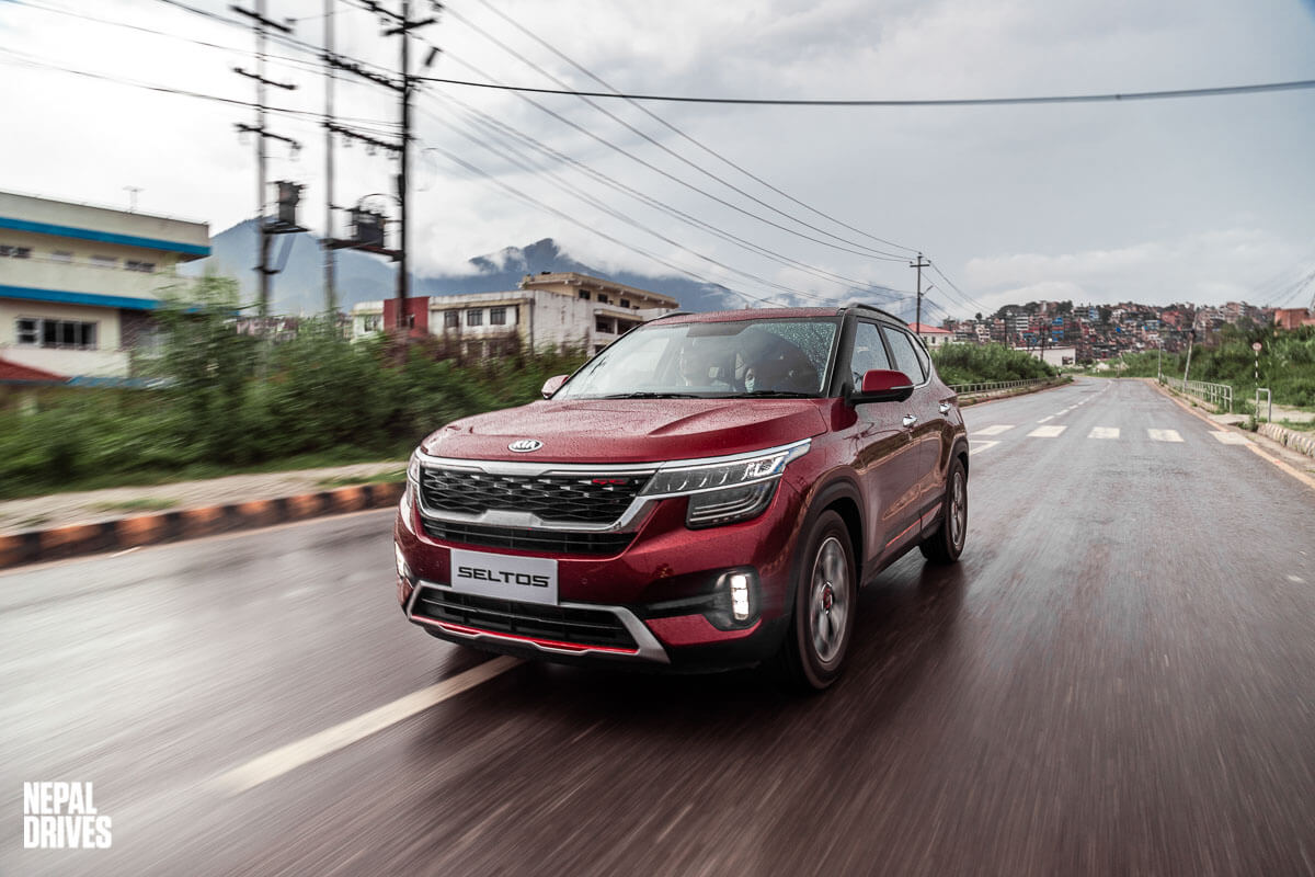 Kia Seltos GT Price Nepal Test Drive Review 16