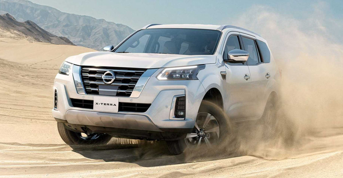 2021 nissan x-terra returns to rival the fortuner & the mu-x