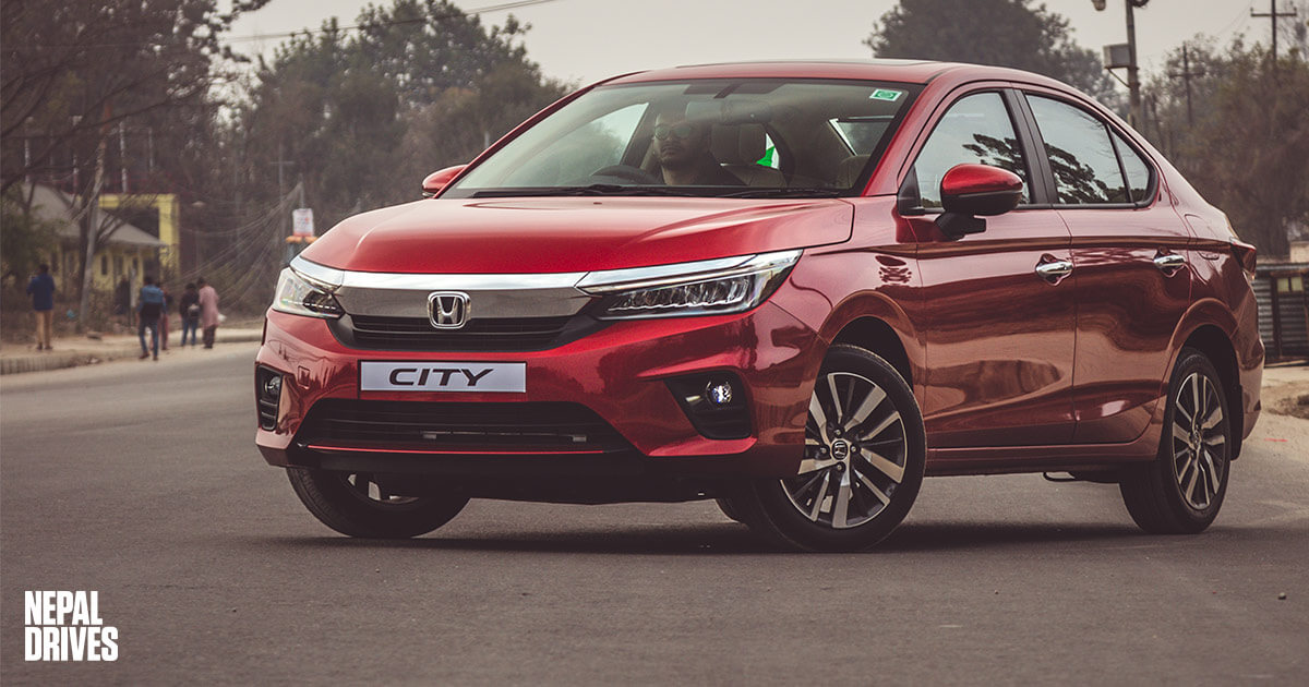 New Honda City hatchback Review Price Specs Featured Image